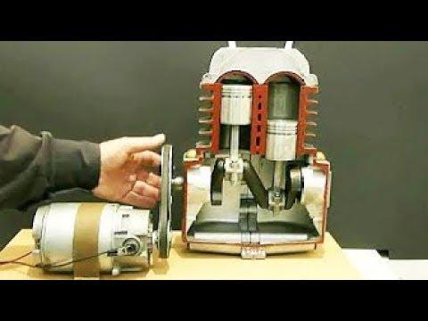 Piston Motion Demonstration (device)
