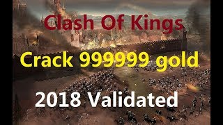 COK Hack 999999 gold  - Clash Of Kings Free Gold Cheats (Android)