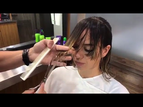 How-To: Curly Cutting with Bed Head by TIGI's Philip Downing