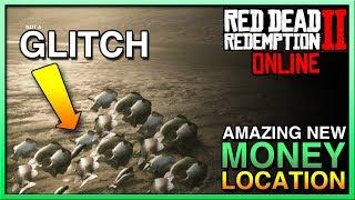 Red Dead Redemption 2 Online Money - NEW MONEY LOCATION IN Red Dead Online - RDR2 Online Money