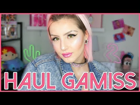 HAUL & TRY ON GAMISS &plus : La fin pour moi ??