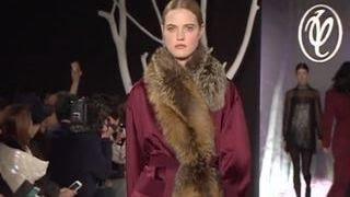 Юдашкин поразил французских ценителей моды образами из русских сказок