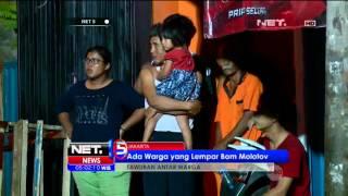 Tawuran Antara Warga Kramat Jaya & Pulo Gundul - NET5