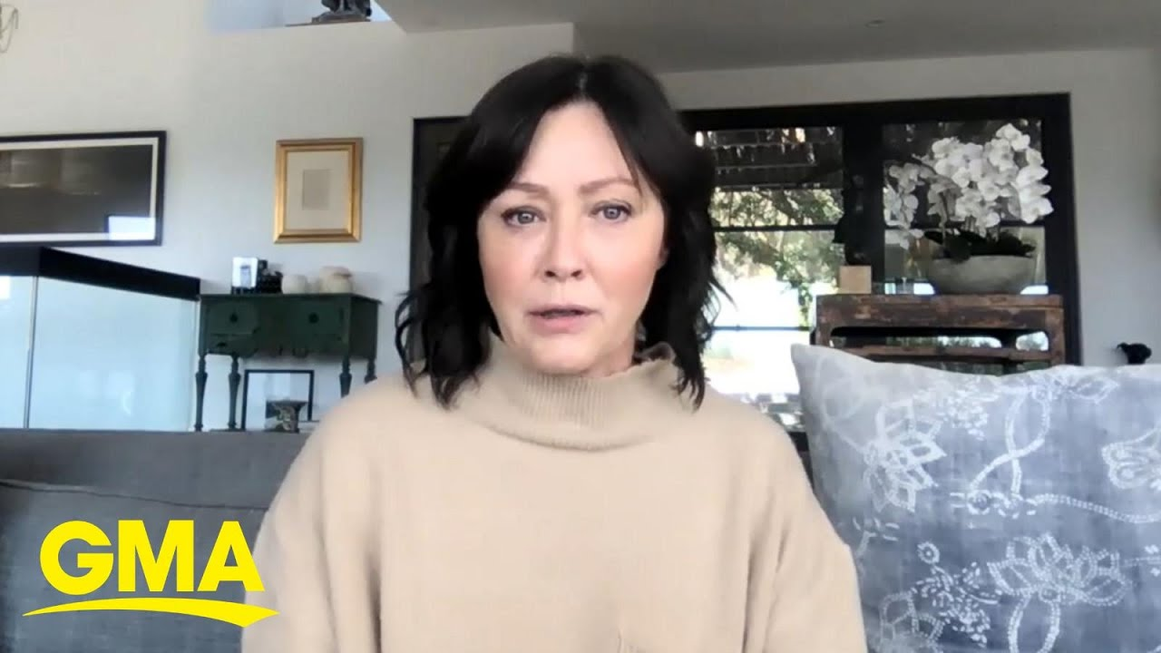 Download Shannen Doherty gives intimate look at her cancer battle l GMA