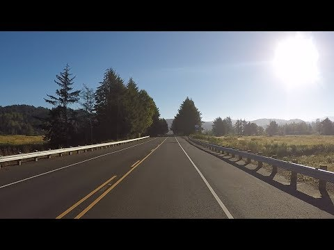 An Amazing Summer Drive from Lincoln City to Tillamook, Oregon
