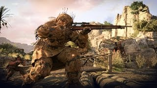 Sniper Elite 3 Multiplayer | Official Trailer