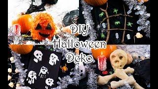 DIY Halloween Ideen: Deko und Spiele für Kinder💀 👻
