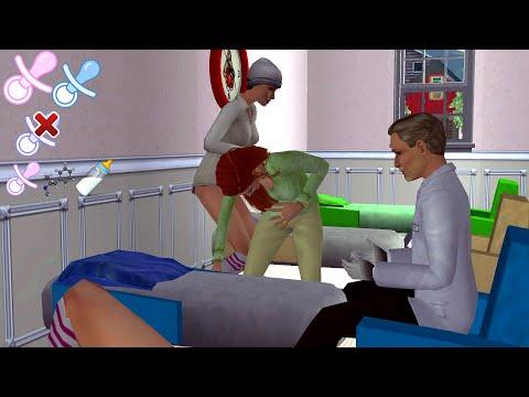 "ОБЗОР НА МОД - ("" РОДЫ ДОМА "") | АБОРТ | СУРРОГАТНОЕ МАТЕРИНСТВО | The Sims 2"