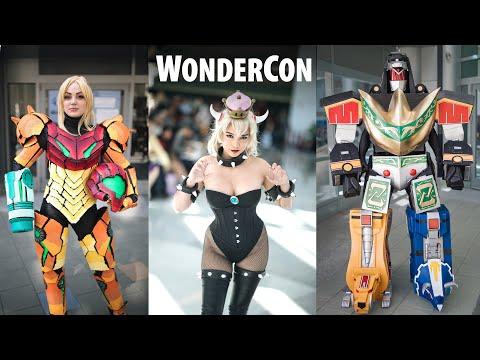 Wondercon 2019 Cosplay Music Video | 1Dx Mark ii