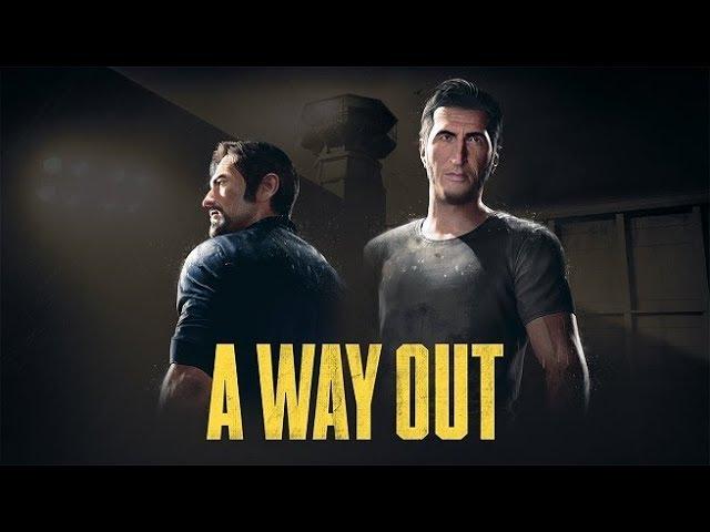 Szökés a börtönből Petikével | A Way Out - 1. rész
