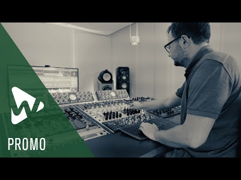 Ludwig Maier on the Art of Mastering Part 2 | WaveLab Pro 9.5 Promo Video