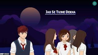 Jab Se Tujhe Dekha Dil Ko Kahi Aaram Nahi Status | Romantic Status | Latest Whatsapp Status