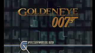 "[Wii] Introduction du jeu ""GoldenEye 007"" de Activision (2010)"