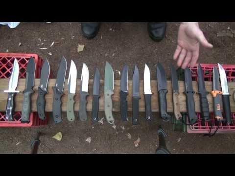 Medium Survival Knives