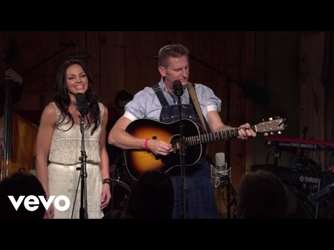 Joey+Rory  In The Garden