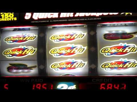 $4000 Quickhit Slots Jackpot 5/4/12