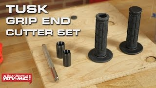 Tusk Motorcycle Grip End Cutter Set