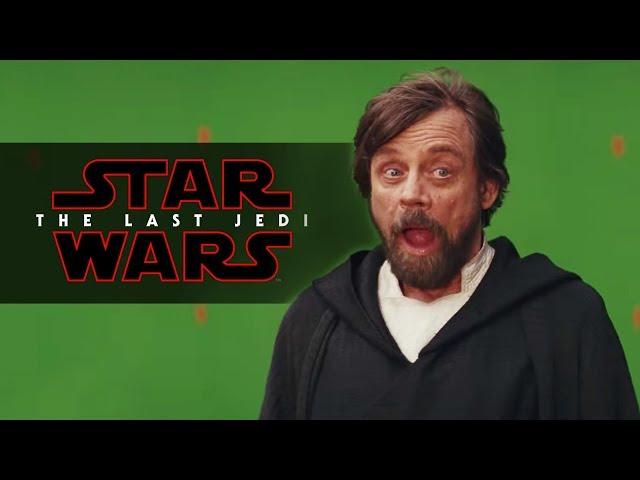 Star Wars: The Last Jedi | Blooper Reel
