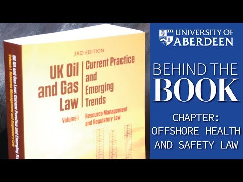 Chapter: Offshore Health and Safety Law - Behind the Book