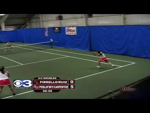 UMass Women's Tennis Interview With Coach Judy Dixon After 6-1 Win Over Fairfield