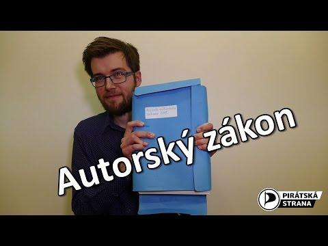 Autorský zákon 2017