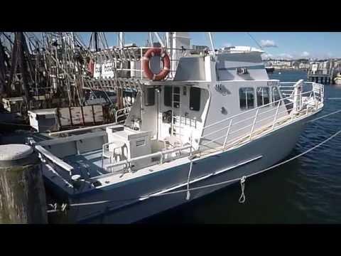 46 Aluminium Fishing Boat