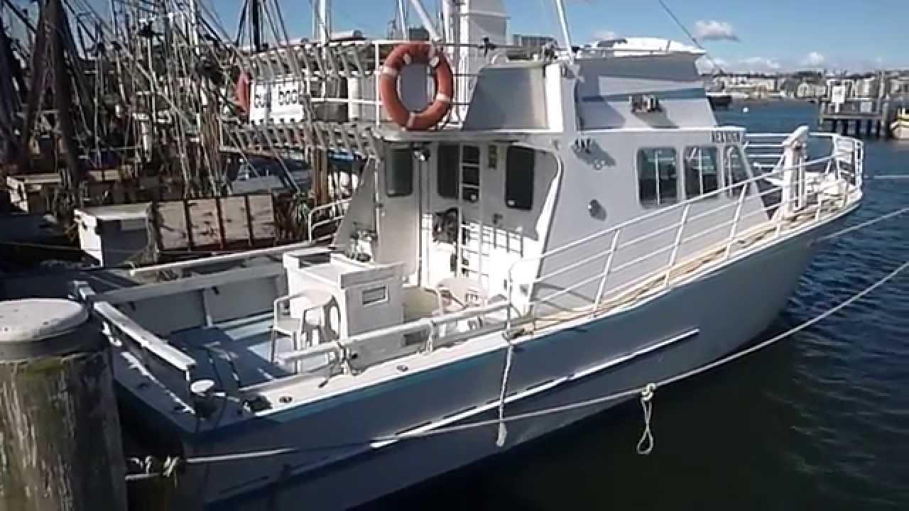 46 Aluminium Fishing Boat By Buyaboat