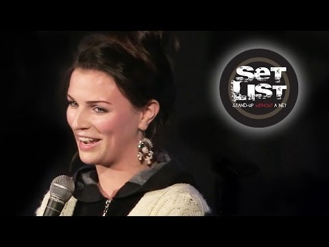 Aisling Bea: Homophobia Bacon - Set List: Stand-Up Without a Net