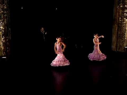 Zorongo Flamenco Fan Dance