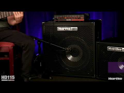 Hartke HyDrive HD115 Overview and Demo