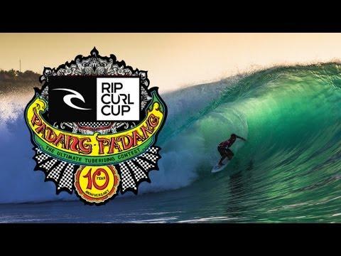 Final Wrap - Rip Curl Cup Padang Padang 2013