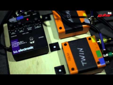 guitar-Backline: Bonamassa's New Live Rig (Part 2)