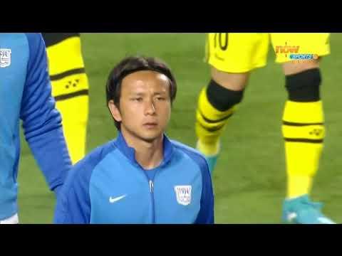 傑志 Kitchee vs 柏雷素爾 Kashiwa Reysol (亞冠盃 E組 14-03-2018)