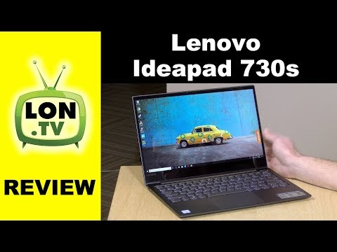 Lenovo IdeaPad 730S Review