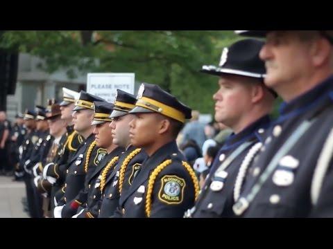 National Police Week 2017