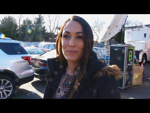 Brie Bella reflects on her husband's career: February 8, 2016