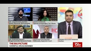 The Big Picture : Harmful Drugs Banned
