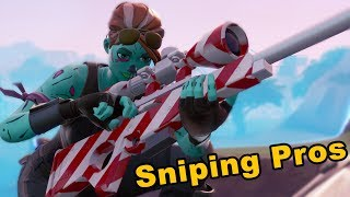 Best Sniper in World Cup? (Sniping Pros)