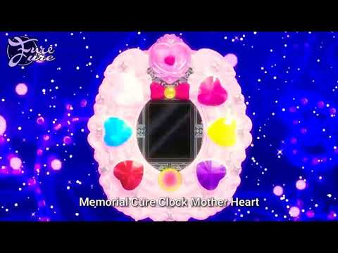 Hugtto! Pretty Cure Mother Heart With Everyone Sub Indo