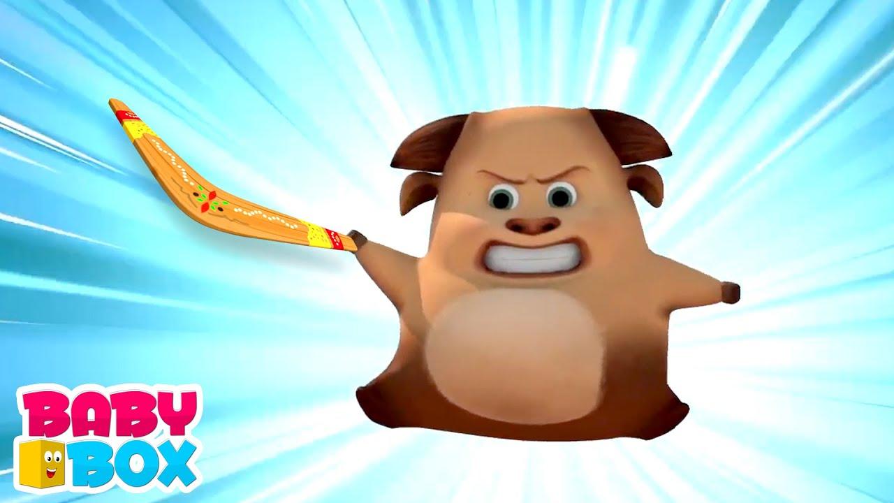 Bumerang   Gob dan teman-teman   Kartun animasi   Video prasekolah   Serial lucu