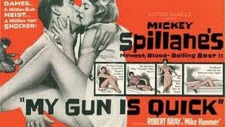 Mike Hammer My Gun Is Quick 1957
