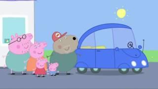 Peppa Pig 粉紅豬小妹 S123【The New Car】英語版1080P