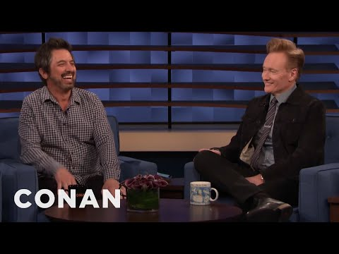 Ray Romano's Wife Is Not A Dog Person - CONAN on TBS