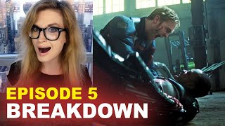The Falcon & The Winter Soldier Episode 5 BREAKDOWN! Spoilers! Easter Eggs & Ending Explained!