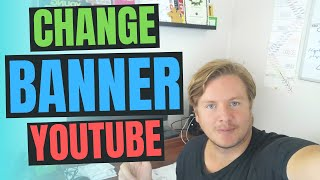 How To Change YouTube Banner On Mobile 2020