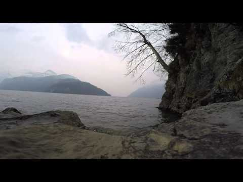 Brunnen Schwyz Switzerland 1080HD