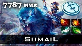 Dota 2 - SumaiL Mirana - 7787 MMR Ranked Match