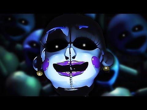 Five Nights at Freddy's: Sister Location - Custom Night - Part 1