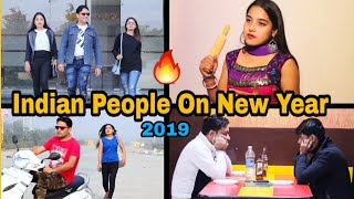 Types OF People on New Year || 2019  || Pardeep Khera