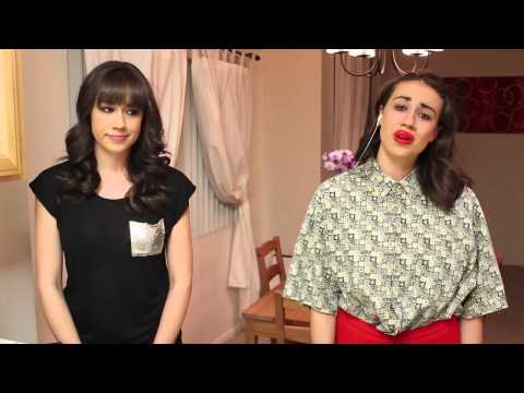 Miranda And Colleen Sing Together!